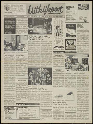 Uitkijkpost : nieuwsblad voor Heiloo e.o. 1989-12-06