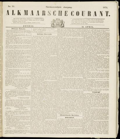 Alkmaarsche Courant 1872-04-14