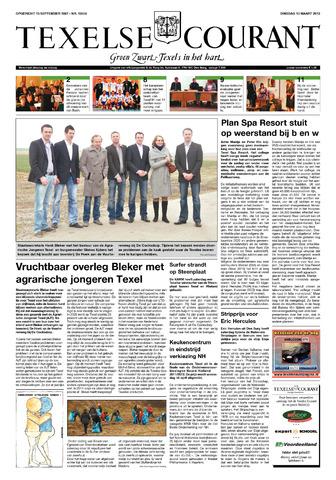 Texelsche Courant 2012-03-13
