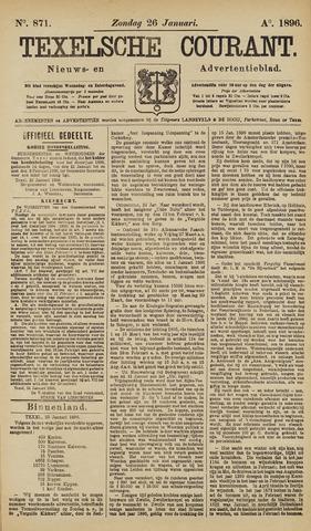 Texelsche Courant 1896-01-26