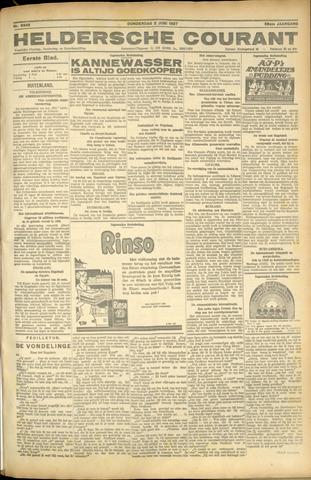 Heldersche Courant 1927-06-02