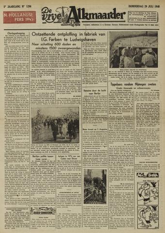 De Vrije Alkmaarder 1948-07-29