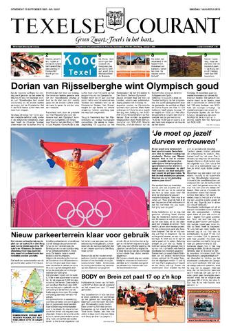 Texelsche Courant 2012-08-07