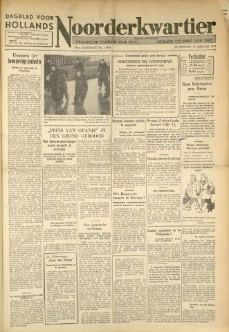 Heldersche Courant 1942-01-14