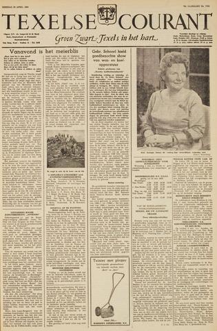 Texelsche Courant 1963-04-30