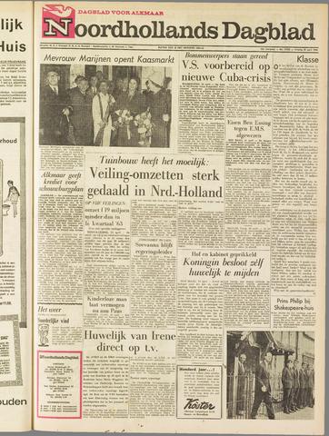 Noordhollands Dagblad : dagblad voor Alkmaar en omgeving 1964-04-24