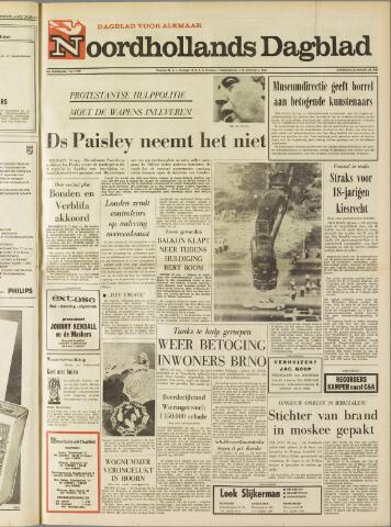Noordhollands Dagblad : dagblad voor Alkmaar en omgeving 1969-08-23