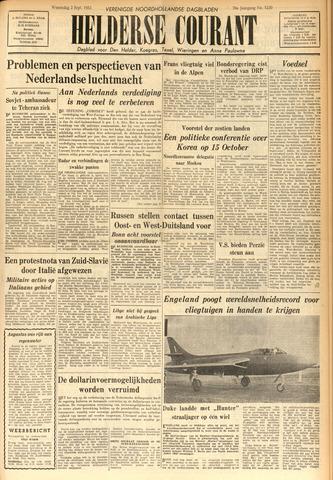 Heldersche Courant 1953-09-02