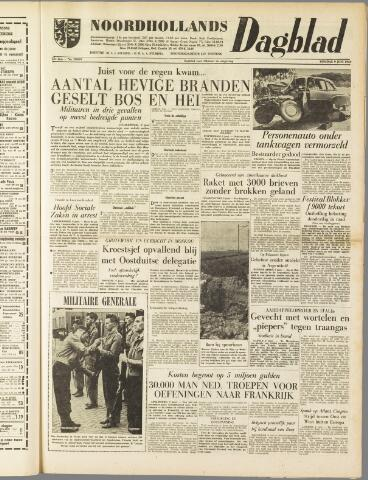 Noordhollands Dagblad : dagblad voor Alkmaar en omgeving 1959-06-09