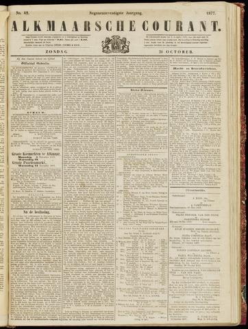 Alkmaarsche Courant 1877-10-21