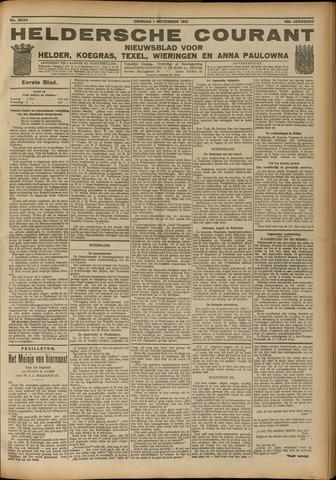 Heldersche Courant 1921-11-01