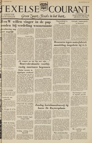 Texelsche Courant 1970-08-11