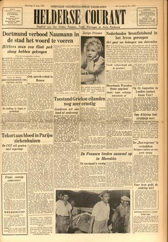 Heldersche Courant 1953-08-15