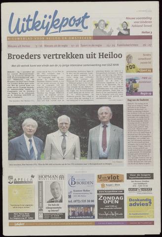 Uitkijkpost : nieuwsblad voor Heiloo e.o. 2005-10-05