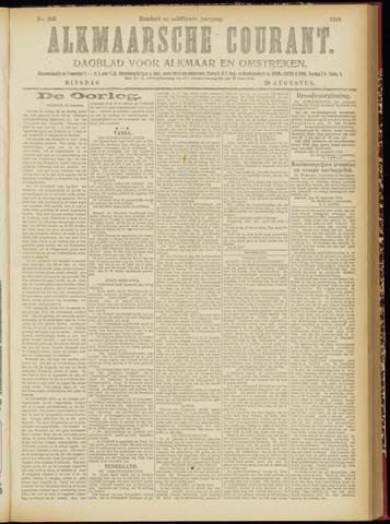 Alkmaarsche Courant 1916-08-29