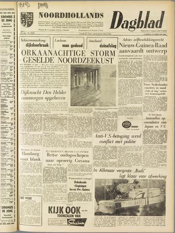 Noordhollands Dagblad : dagblad voor Alkmaar en omgeving 1962-02-17