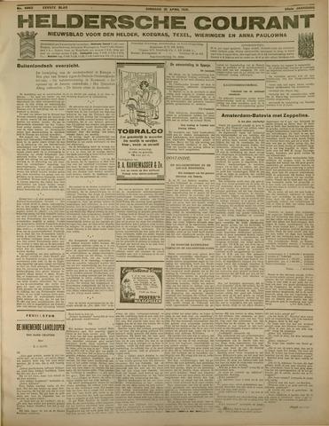 Heldersche Courant 1931-04-21