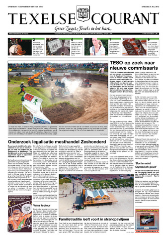 Texelsche Courant 2012-07-24