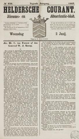 Heldersche Courant 1869-06-02
