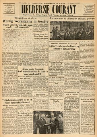 Heldersche Courant 1954-06-08