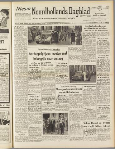 Nieuw Noordhollandsch Dagblad : voor Alkmaar en omgeving 1950-04-20