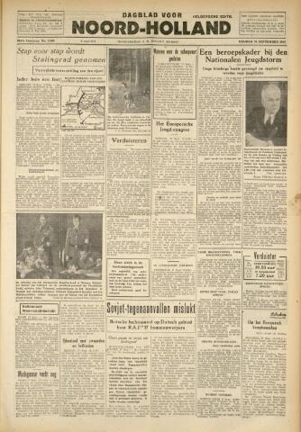 Heldersche Courant 1942-09-18
