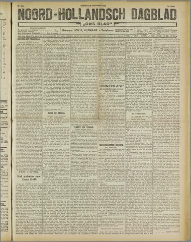 Ons Blad : katholiek nieuwsblad voor N-H 1921-12-20