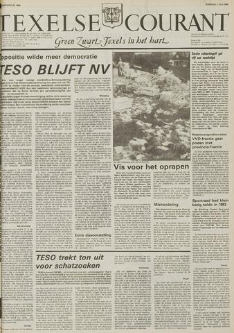 Texelsche Courant 1984-07-03