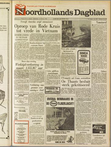 Noordhollands Dagblad : dagblad voor Alkmaar en omgeving 1967-05-20