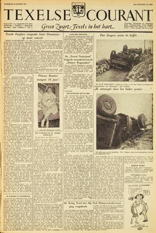 Texelsche Courant 1952-01-30