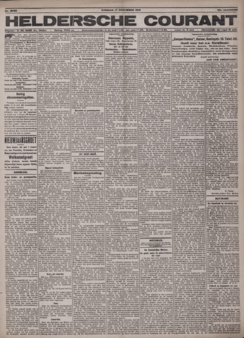 Heldersche Courant 1918-12-17