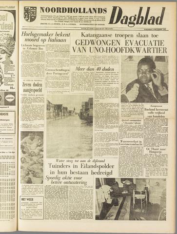 Noordhollands Dagblad : dagblad voor Alkmaar en omgeving 1961-12-06