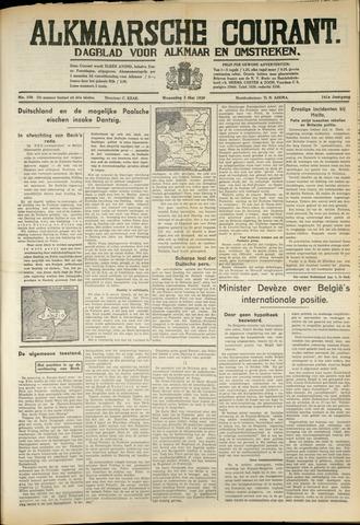 Alkmaarsche Courant 1939-05-03