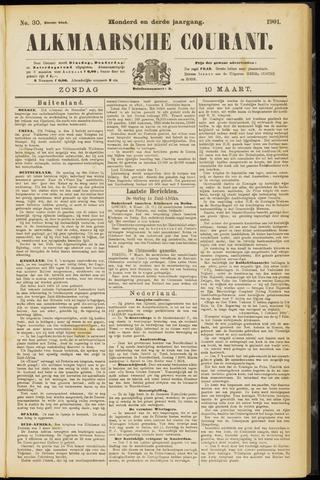 Alkmaarsche Courant 1901-03-10