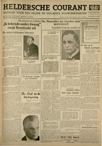 Heldersche Courant 1938-03-03