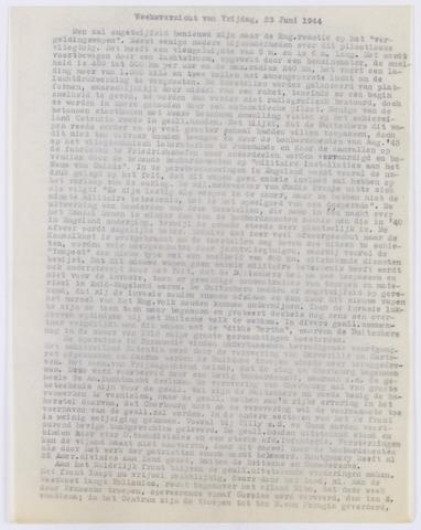 De Vrije Alkmaarder 1944-06-23