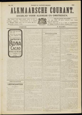 Alkmaarsche Courant 1912-03-15