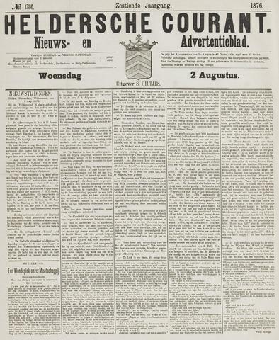 Heldersche Courant 1876-08-02