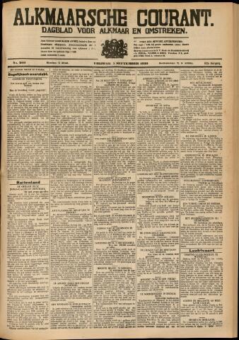 Alkmaarsche Courant 1930-09-05