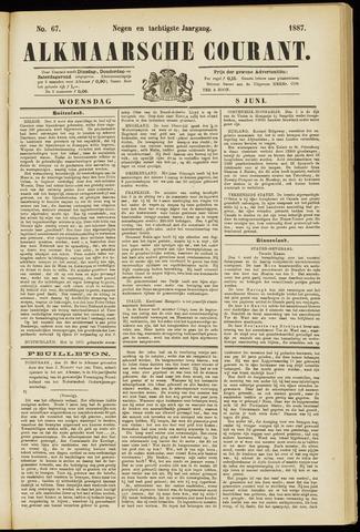 Alkmaarsche Courant 1887-06-08