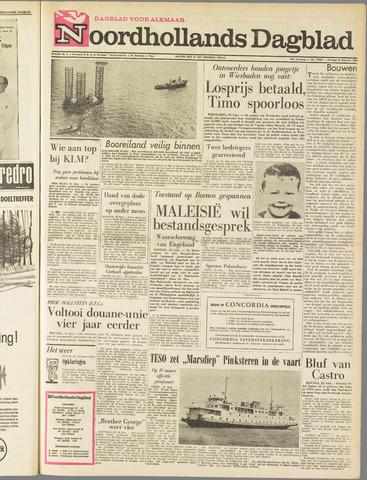 Noordhollands Dagblad : dagblad voor Alkmaar en omgeving 1964-02-25
