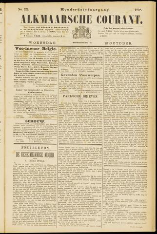 Alkmaarsche Courant 1898-10-12