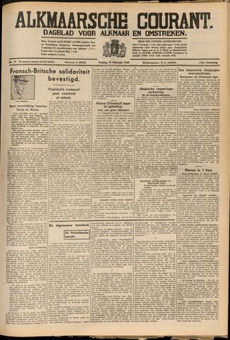 Alkmaarsche Courant 1939-02-24