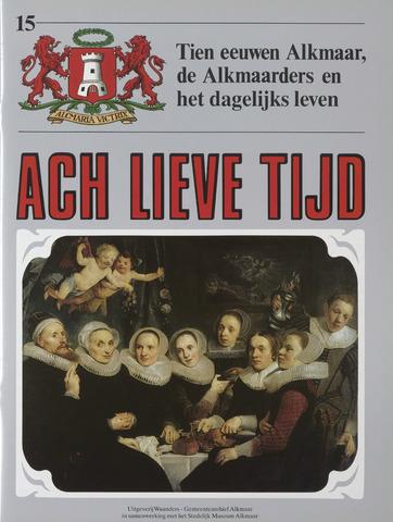 Ach Lieve Tijd Alkmaar 1988-11-01