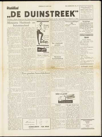 De Duinstreek 1961-06-23