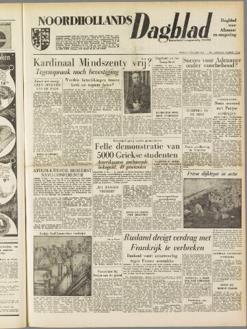 Noordhollands Dagblad : dagblad voor Alkmaar en omgeving 1954-12-17