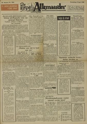 De Vrije Alkmaarder 1948-04-08