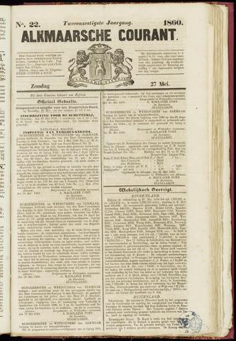 Alkmaarsche Courant 1860-05-27