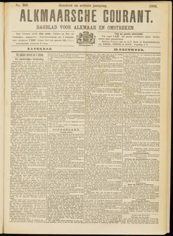 Alkmaarsche Courant 1906-12-22