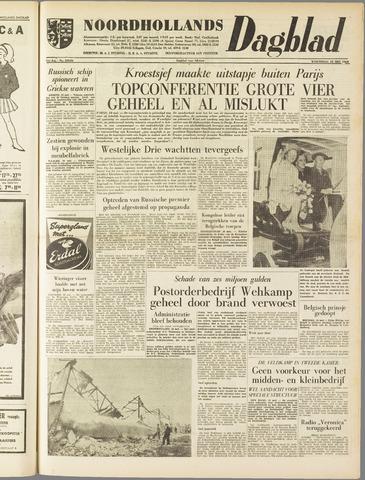Noordhollands Dagblad : dagblad voor Alkmaar en omgeving 1960-05-18